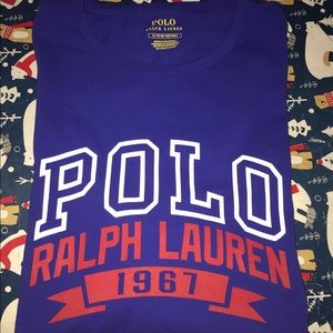 Men's XL polo Ralph Lauren tee